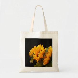 Trio of Sunflowers Tote Bag