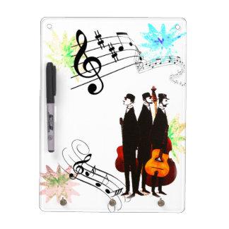Trio -  String Band Dry-Erase Board
