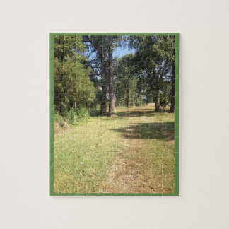 Trip around America - Arkansas Jigsaw Puzzle
