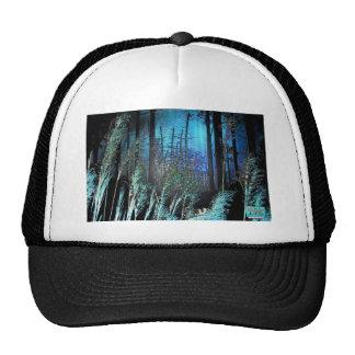 Tripix Design 0018 - Supernatural Floresta Mesh Hats