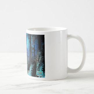 Tripix Design 0018 - Supernatural Floresta Mug
