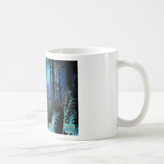 Tripix Design 0018 - Supernatural Floresta Coffee Mugs