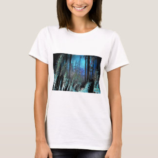 Tripix Design 0018 - Supernatural Floresta T-Shirt