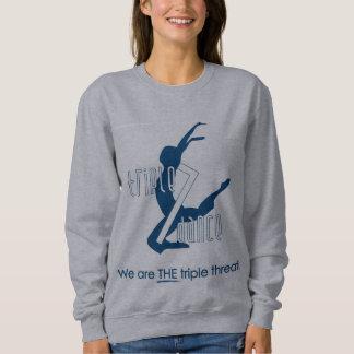 Triple 7 Grey Sweatshirt