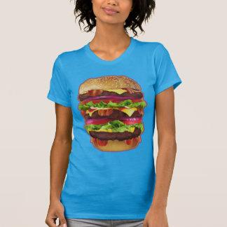 Triple Bacon Cheeseburger T-shirts
