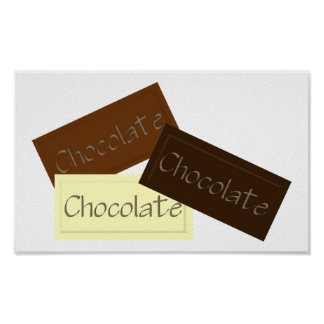 Triple Chocolate Poster