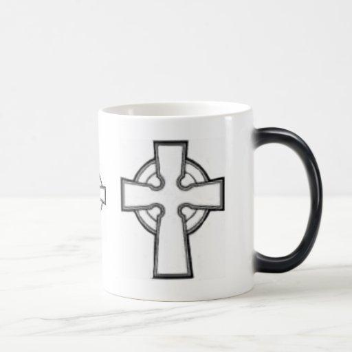 Triple Cross Color Changing Mug