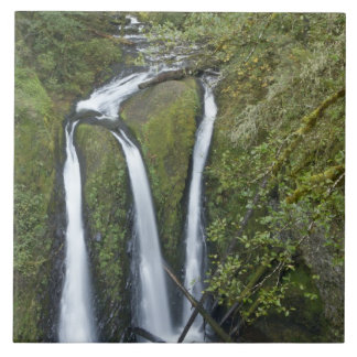 Triple Falls, Columbia River Gorge Tile