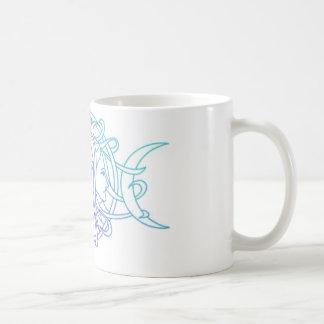 Triple Goddess Basic White Mug