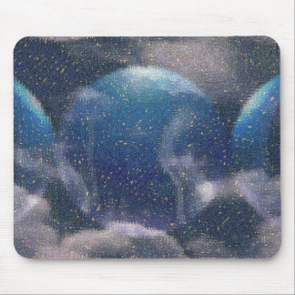 Triple Goddess Mouse Pad