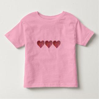 Triple Heart Tee Shirt