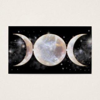 Triple Moon Moonstone