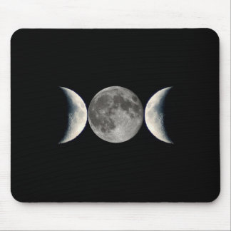 triple moon mousemat