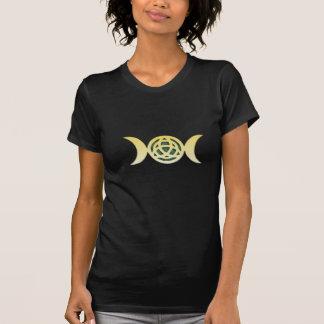 Triple Moon Triquetra Tshirts