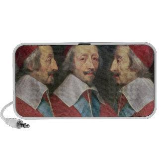 Triple Portrait of the Head of Richelieu, 1642 Travel Speaker