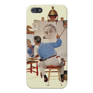 Triple Self-Portrait Case For The iPhone 5