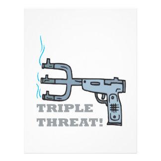 Triple Threat Flyers