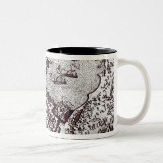 Tripoli, c.1550 | Two-Tone coffee mug