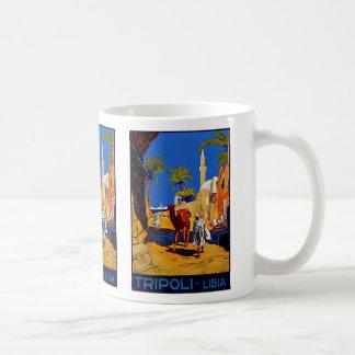 Tripoli - Libia (Libya) Basic White Mug