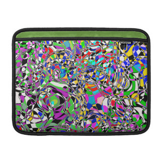 TRIPPED OUT COLORS MacBook SLEEVE
