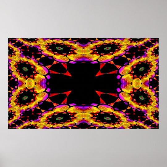 Trippin Kaleidoscope2 Poster