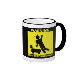 Tripping Hazard - Corgi Mug