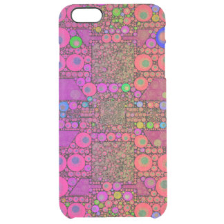 Trippy Abstract Leopard iPhone 6 Plus Case
