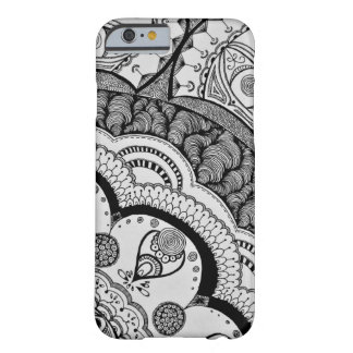 Trippy Barely There iPhone 6 Case