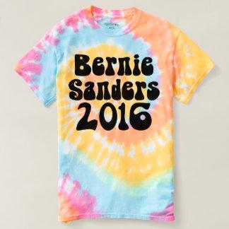 Trippy Bernie Sanders 2016 Tie Dye T-Shirt