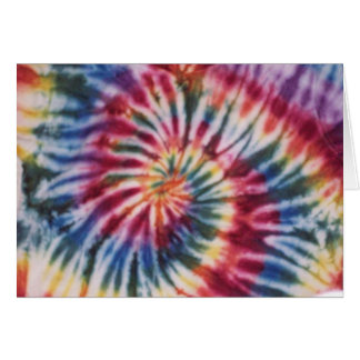 Trippy Blank Note Cards