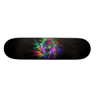 trippy board skateboard deck