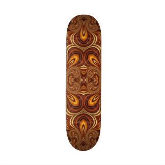 Trippy Bold Design Custom Skate Board