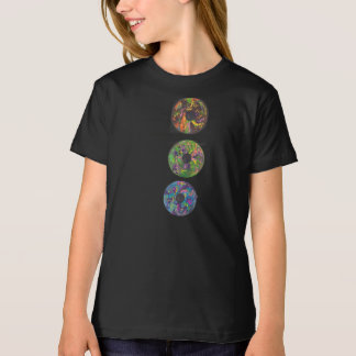 Trippy Eye Trio T-Shirt M