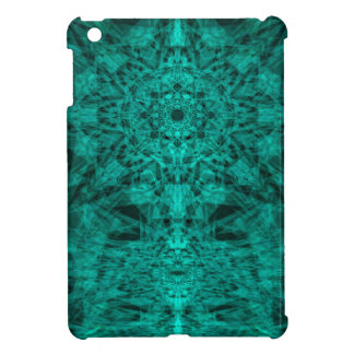Trippy Geometric Bliss Ipad Mini Case