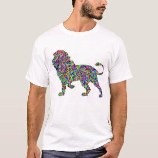 Trippy Lion T-Shirt