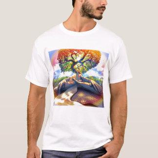 trippy-man-tree T-Shirt