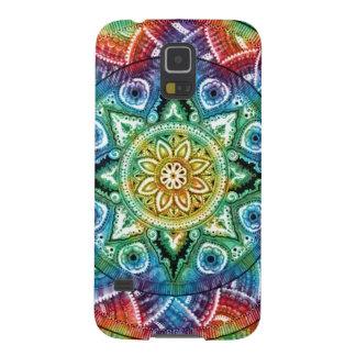 Trippy Mandala Case For Galaxy S5