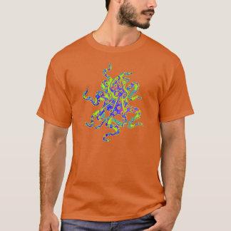 Trippy Octopus T-Shirt