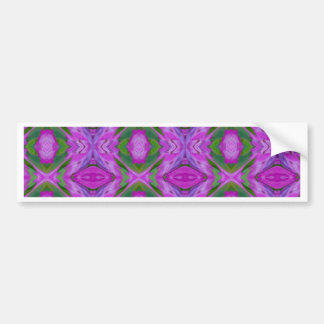 trippy products bumper sticker