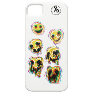 Trippy Smiley Case
