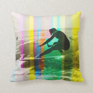 Trippy surf pillow 1