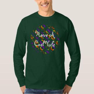 Trippy Wreaths Adult Clothing T-Shirt