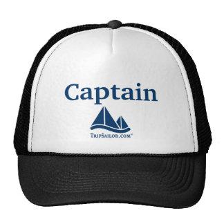 TripSailor Captain Hat