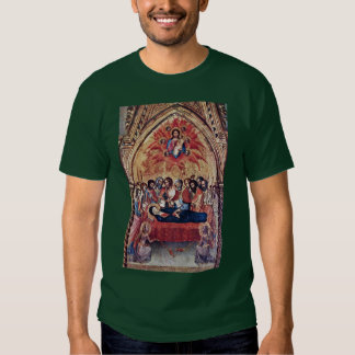 Triptych From The Cappella Delle Carceri Shirts