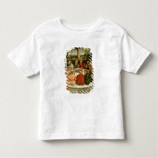 Triptych, left panel, Philipp Melanchthon Toddler T-Shirt
