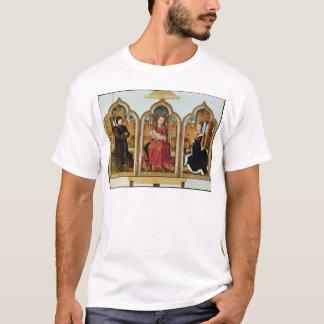 Triptych of Jean de Witte, 1473 T-Shirt
