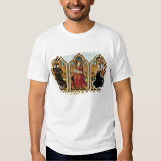 Triptych of Jean de Witte, 1473 T Shirts