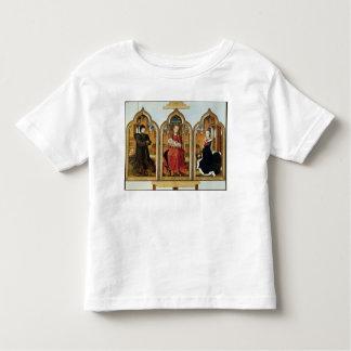 Triptych of Jean de Witte, 1473 Toddler T-Shirt