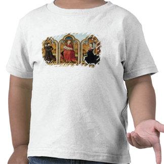 Triptych of Jean de Witte 1473 T Shirt