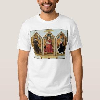 Triptych of Jean de Witte, 1473 Tshirts